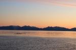 July sunsets